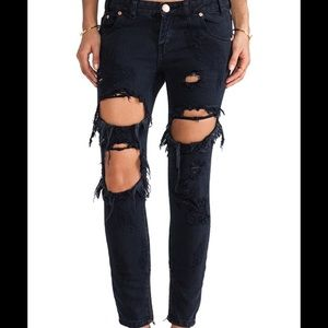 One by one teaspoon jeans size 27